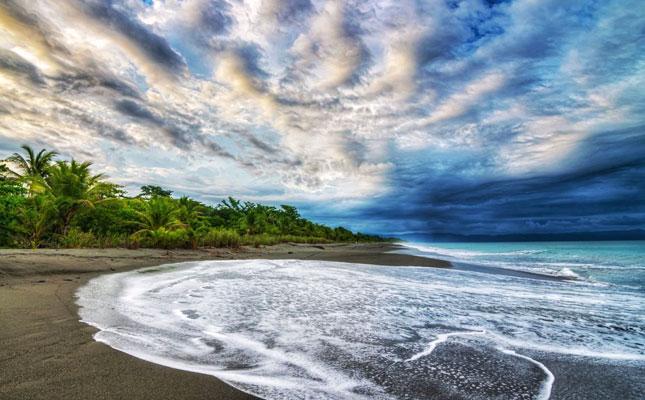 Playa precisoa osa peninsula